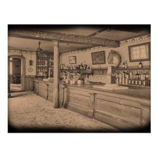 Postal Viejo bar del ajenjo del barrio francés