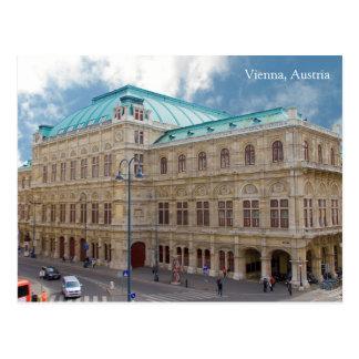 Postal Viena, Austria