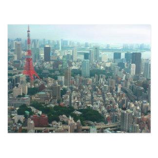 Postal Views of Tokyo