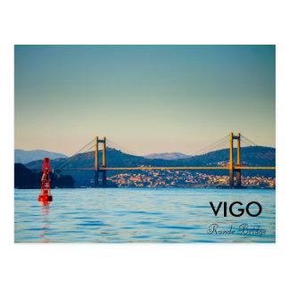 Postal Vigo, Rande Bridge