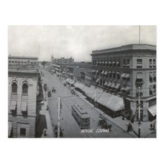 Postal Vintage 1905 de C Boise Idaho