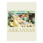 Postal Vintage Arkansas