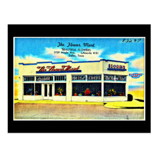 Postal-Vintage Dallas Artwork-48 Postal