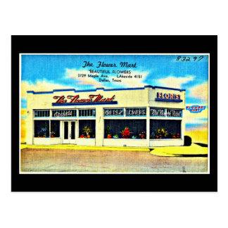 Postal-Vintage Dallas Artwork-48