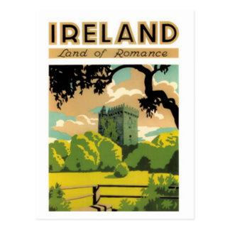 Postal Vintage Irlanda -
