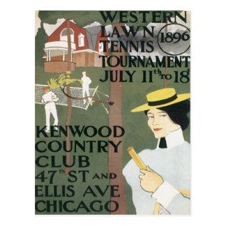 Postal Vintage Kenwood Chicago