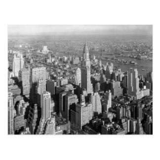 Postal Vintage New York City