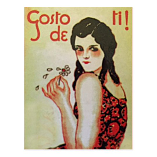 Postal Vintage Portugal III