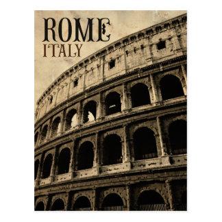 Postal vintage Roma Italia