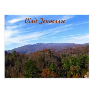 Postal Visita Tennessee