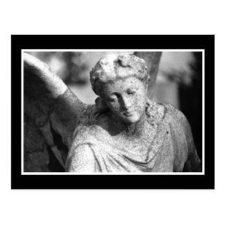 Postal Visitas del ángel (postal)