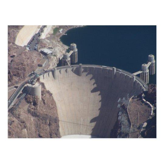 Postal Vista aérea del Preso Hoover