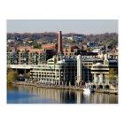Postal Vista de Georgetown y de Costa-Washington DC