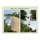Postal Vistas de Rincon Puerto Rico