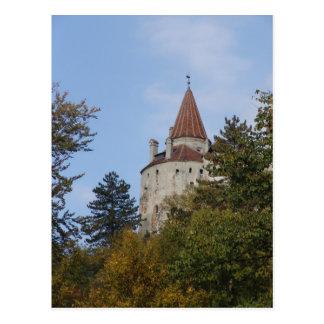 Postal Vlad Dracul, AKA Drácula, castillo en el salvado 8