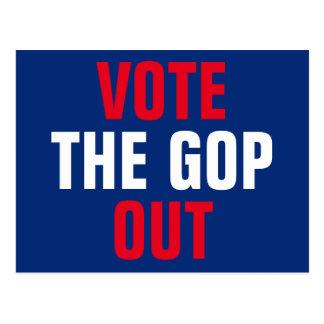 Postal Vote la elección 2018 del GOP hacia fuera