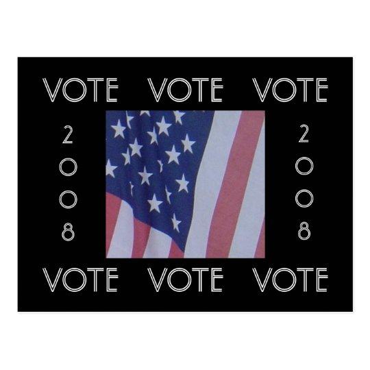 Postal Voto 2008