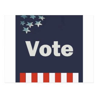 Postal Voto patriótico