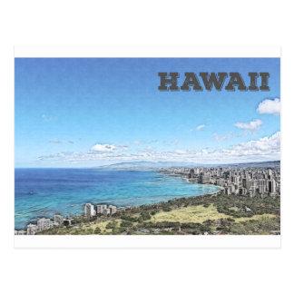 Postal Waikiki, Hawaii