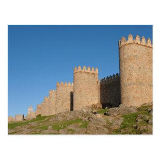 Postal Walls of Avila