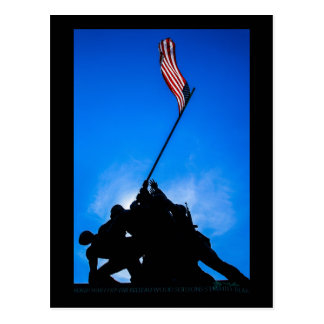 Postal Washington DC de Iwo Jima