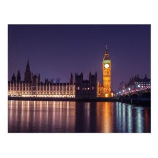 Postal Westminster en Londres