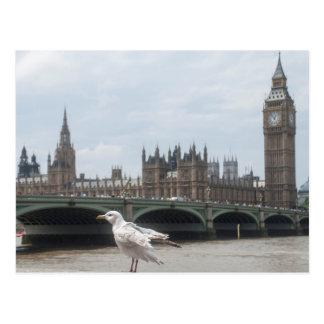 Postal Westminster Palace