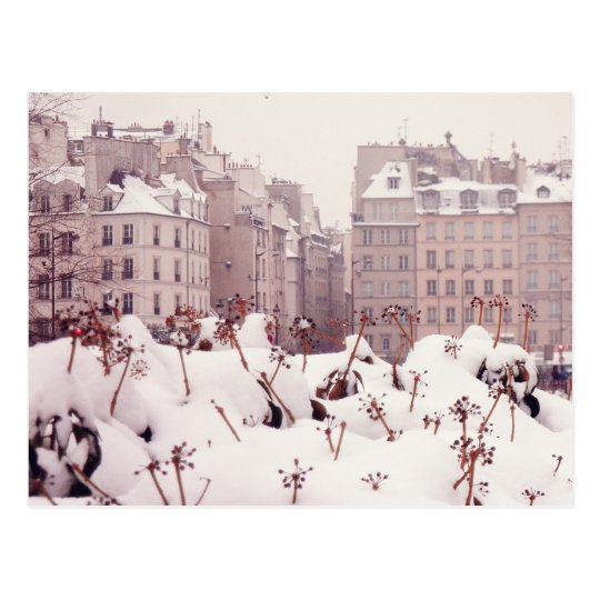 Postal White Paris