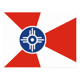Postal Wichita, Kansas, Estados Unidos
