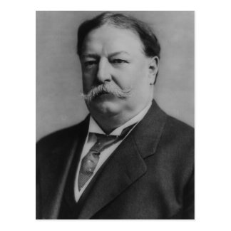 Postal William Howard Taft