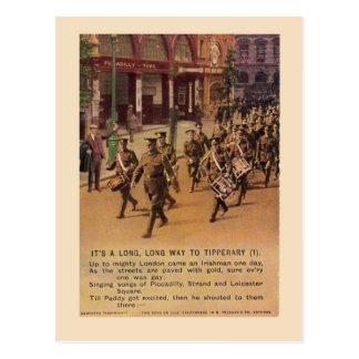 Postal WW1 Tipperary