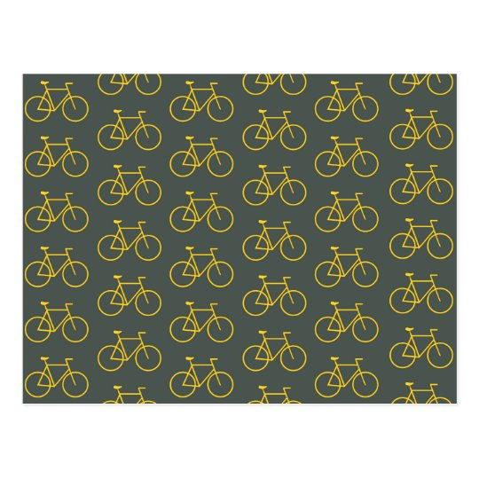 Postal Yellow Bike