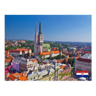 Postal Zagreb Croatia