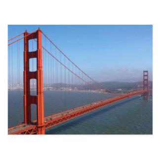 Postal Zona de recreo del nacional del Golden Gate