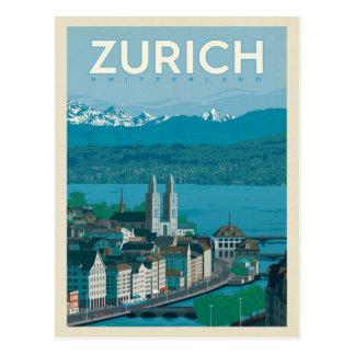 Postal Zurich, Suiza