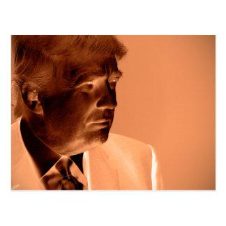Postales anaranjadas de la amenaza al presidente