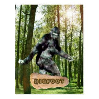 Postales de Bigfoot