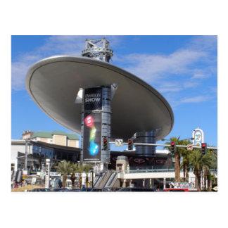 Postales de imagen de Las Vegas de la alameda del