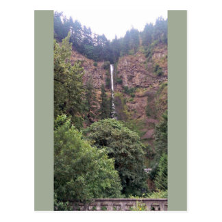Postales de la cascada