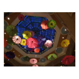 Postales de la foto del atrio de Palazzo Las Vegas