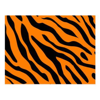 Postales de la raya del tigre