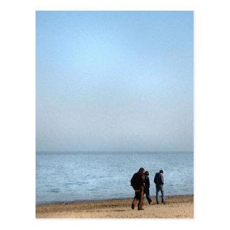 Postales de los caminantes de la bahía de Quincy