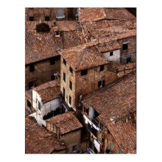Postales de Siena el |