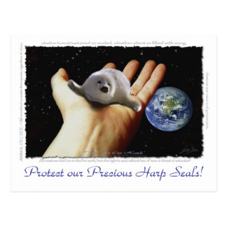 Postales del Día de la Tierra de la FOCA de