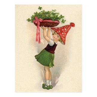 Postales del día de St Patrick lindo