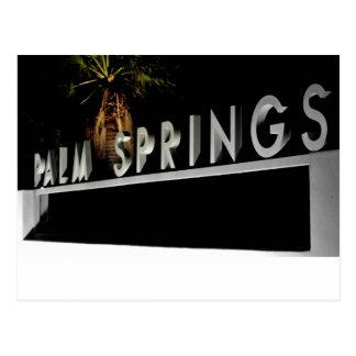 Postales del Palm Springs