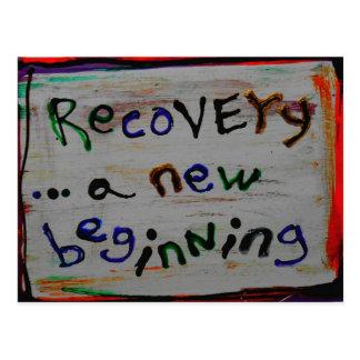 postales nuevas de una recuperación del principio