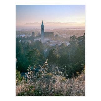 Postales: Universidad de California, Berkeley Postal