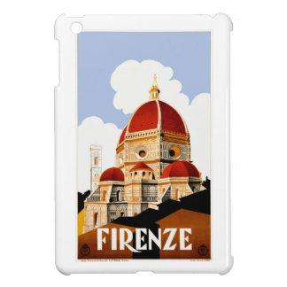 Poster 1930 del viaje de Florencia Italia