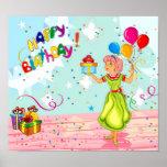 Poster 2 del feliz cumpleaños
